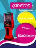 Diana Bullshooter conectada a WIFI - foto
