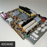MotherboardASUSP5KPL-VM/S Rev 4.01DDR - foto