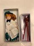 Muñeca porcelana Fotógrafa Victoria Doll - foto