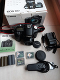 Canon 50d+ef50mmf1.8ii+extras - foto