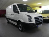 VOLKSWAGEN - CRAFTER L1 H1 ISOTERMO NORMAL - foto