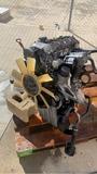 Motor Vito W639 - foto
