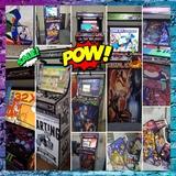 máquina recreativa arcade - foto