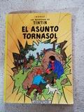 Tintin El Asunto Tornasol de 1984 - foto