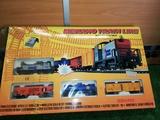 Tren mercancías HO - foto