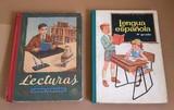 LIBROS DE LENGUA Y LECTURAS 1952-1966 - foto