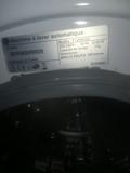 Cambio de la goma de la lavadora - foto