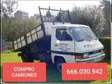 COMPRO CAMIONES - foto