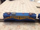 Tren ibertren - foto