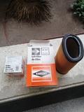 filtros de aire y aceite - foto
