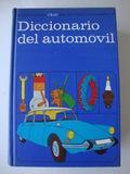 DICCIONARIO DEL AUTOMÓVIL - foto