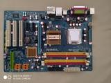 ga p35 ds3l gigabyte 775 - foto