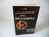 LOS JUEGOS DEL HAMBRE - SUZANNE COLLINS - foto