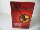 SUZANNE COLLINS-EN LLAMAS-LIBRO - foto