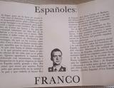 Último mensaje de Francisco Franco. - foto