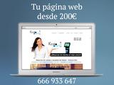 TU PÁGINA WEB AL MEJOR PRECIO - foto