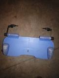 plataforma con ruedas para carrito bebe - foto