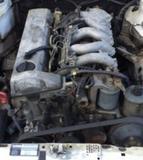 motor om605 5 cilindros atmosférico w124 - foto