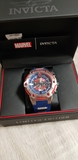 Invicta Spiderman edición limitada - foto