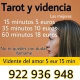 Vidente 5 euros 15 minutos 922936948 - foto