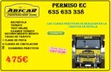 PERMISO C+E (TRAILER) - foto