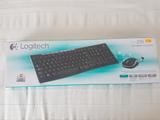 Logitech wireless combo teclado y ratÓn - foto