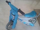 Correpasillos, bici, speed bike feber - foto