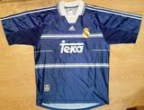 CAMISETA REAL MADRID 1998-1999 ADIDAS - foto