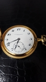 Reloj bolsillo QUILLET Cronometro. - foto