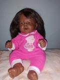 muñeca negrita - foto