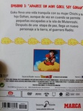 Vendo DVD película de bola de dragon z - foto