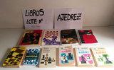 Lote libros y revistas ajedrez madrid - foto