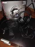Auriculares Gaming Trust GXT 383 Dion - foto