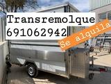 Alquiler de Remolque Venta ambulante - foto