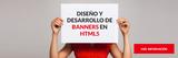 Diseño y desarrollo de banners en HTML5 - foto