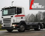 CAMION CHASIS VOLVO - G 440 - foto