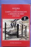 LIBRO CAMPO DE CONCENTRACIÓN DE MIRANDA - foto
