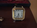 Reloj despertador CARTIER (Santos) - foto