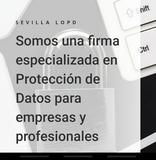 Asesoría especializada en LOPD Sevilla - foto