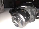 Nikon D5500 - foto