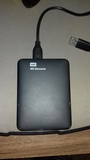 Disco duro externo WD750GB x25 - foto