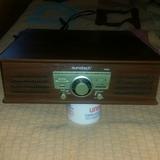 Equipo de sonido Vintage marca Sunstech. - foto