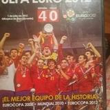 vendo dvds grandes partidos fútbol - foto