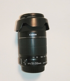 Canon EF-S 55-250mm f4-5.6 IS II Image S - foto