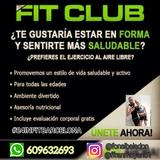 Fit Club - foto