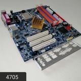 Motherboard GIGABYTE GA-8I865GVMK-775 DD - foto