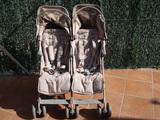 Venta silla gemelar McLaren Twin tecnho - foto