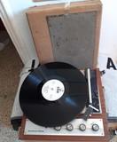 tocadiscos vintage - foto