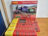 Maqueta tren hornby country flyer - foto