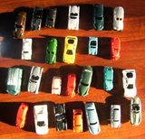 25 coches escala N - foto